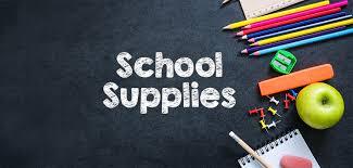 School Supplies Lists   Reynolds School District - Oregon
