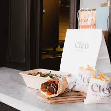 A Mediterranean Take Out Window by Cleo Sprouts Up Along West Third - Eater  LA