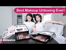 best makeup unboxing ever tried and