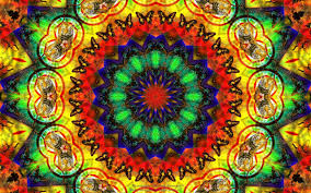 trippy hippie wallpaper 54 images