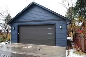 building a garage in edmonton