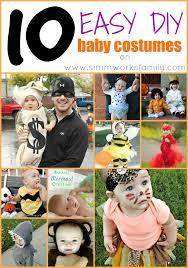 easy diy baby costumes