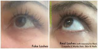 it works hair skin nails skin care
