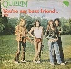 you re my best friend queen song