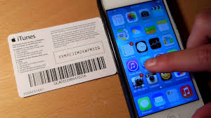 ios 7 itunes gift card scanner you