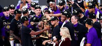 Los Angeles Lakers are the 2020 NBA Champions | Los Angeles Lakers