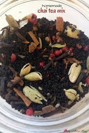 homemade chai tea recipe sugar e