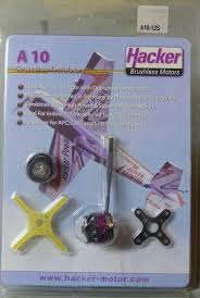hacker a10 12s brushless outrunner new