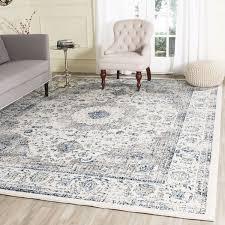 safavieh evoke grey ivory rug 9 x 12