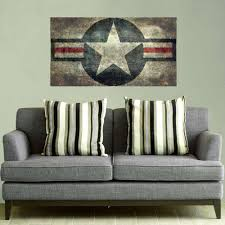 Us Air Force Roundel Star Wall Decal Flag By Bruce Stanfield