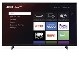 Sanyo 65 Class 4k Ultra Hd 2160p Hdr Roku Smart Tv Fw65r70f Walmart Com Walmart Com