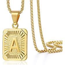 pendant necklace mens womens capital