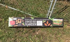 raised bed garden operation survive a