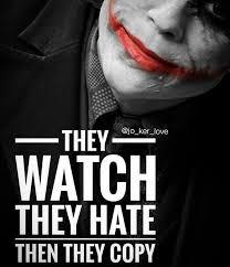 jokerquotes jo kerlove jokers joker ihateu inspiration
