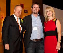 Selwyn House School | Mark and Lisa Smith receive Pitfield Award
