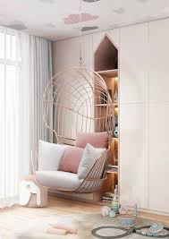 This Swing Chair Is The Ultimate Kids Bedroom Furniture Piece Kids Bedroom Ideas