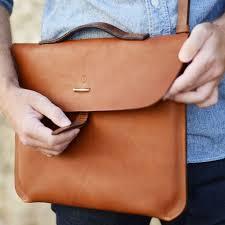 Blue Heater, Leder-Laptoptasche #mensbag #messenger #bag - Wesley ...