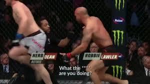 UFC 235 Robbie Lawler vs Ben Askren ...