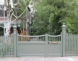 Feature Fence Gates Perry Bird Pickets