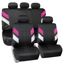 modern edge neoprene seat covers airbag
