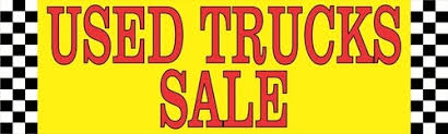 Used Semi-Truck for Sale Used Truck Dealer Banner