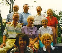 Various Family Group Photos