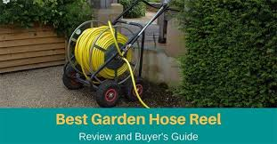 best garden hose reel 2020 top 5