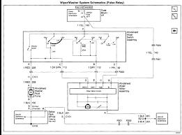 diagram 1994 cavalier wiper motor
