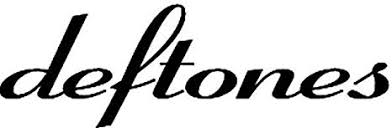 Amazon Com Deftones Rock Band Vinyl Decal Sticker 12 Wide Gloss White Color