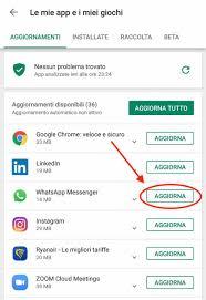 Come Aggiornare WhatsApp Scaduto