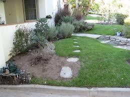 design front yard veggie garden