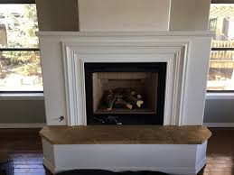 repair gas fireplace to nfi standards