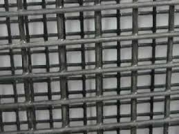Mild Steel Welded Wire Mesh Black Steel Electro Galvanized Or Pvc Coated Finishes