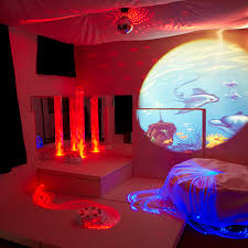 8 Things To Consider When Designing A Sensory Room Assistive Technology At Easter Seals Crossroads
