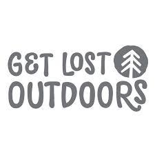 Get Lost Outdoors Vinyl Decal Sticker For Car Truck Window Tablet Mac Vector 47