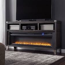todoe large tv stand w fireplace by