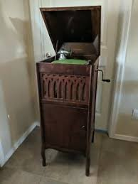 phonograph cabinet silvertone early
