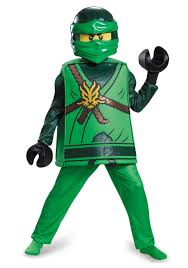 Ninjago Lloyd Deluxe Costume for Boys
