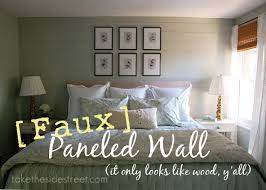 diy horizontal plank walls