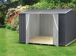 garden sheds nz made kit set custom