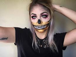 23 skeleton makeup ideas for halloween