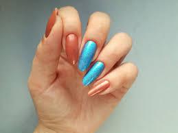 Paznokcie Pomalowane Na Dwa Kolory Malinaila Pl