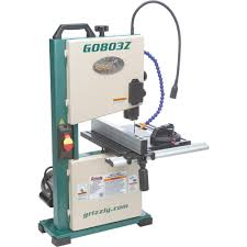 9 Benchtop Bandsaw With Laser Guide At Grizzly Com