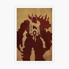 For The Horde Stickers Redbubble