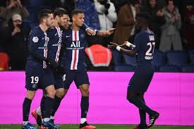 Ligue 1: poker del Psg al Digione, nuovo +13 sul Marsiglia
