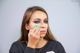 diy witch makeup simple instructions