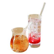 glass straws whiskey by the glass