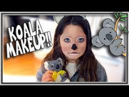 koala makeup transformation you