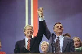 Walter Mondale Wants To Know: Where Have The Jimmy Carters Gone?