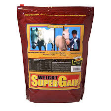 horse guard super weight gain equine